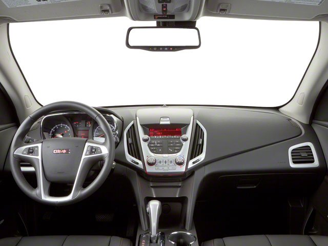 2012 GMC Terrain Prices and Values Utility 4D SLE 2WD full dashboard