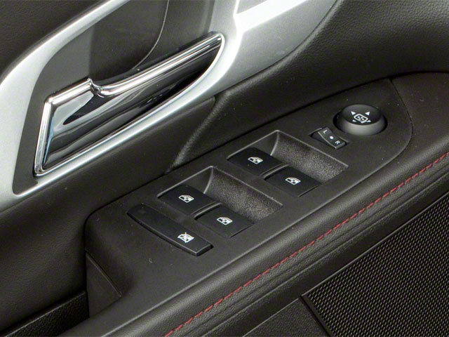 2012 GMC Terrain Prices and Values Utility 4D SLE 2WD driver's side interior controls
