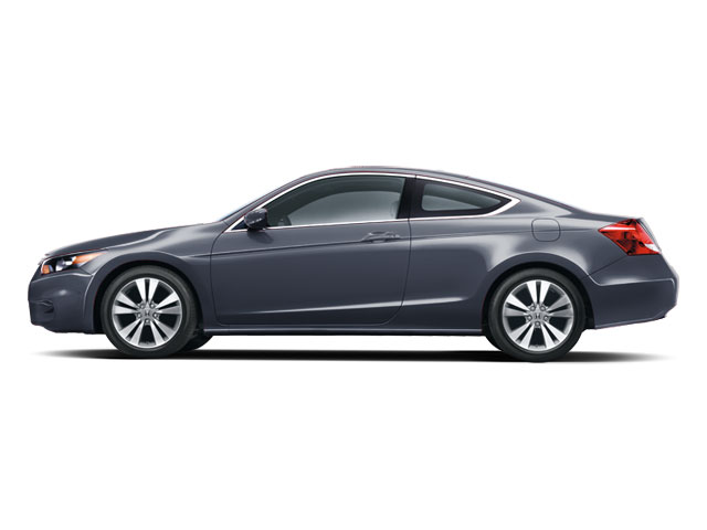 2012 Honda Accord Cpe Pictures Accord Cpe Coupe 2D EX Photos Side View