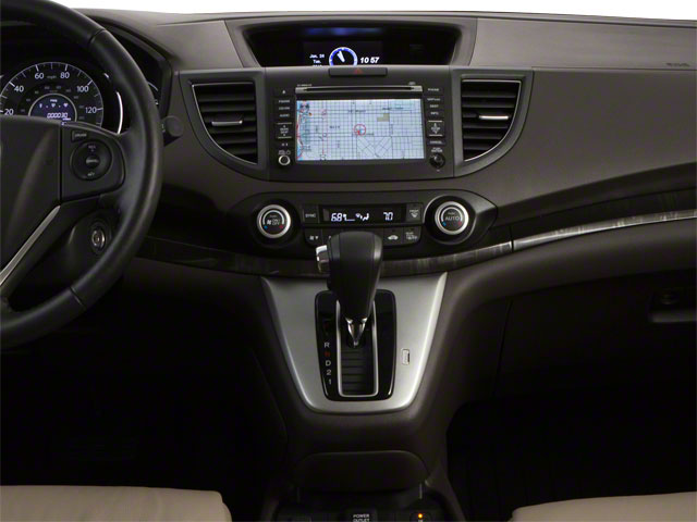 2012 Honda CR V Prices And Values Utility 4D EX L 4WD Center Console