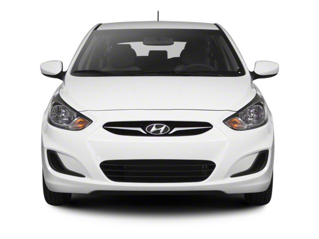 2012 Hyundai Accent Prices and Values Hatchback 5D SE front view