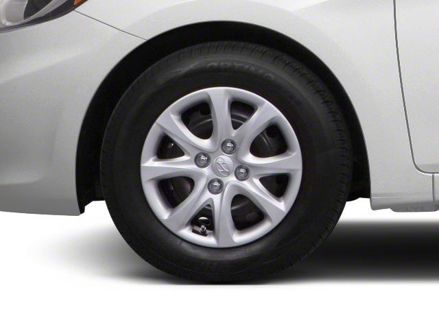 2012 Hyundai Accent Prices and Values Hatchback 5D SE wheel