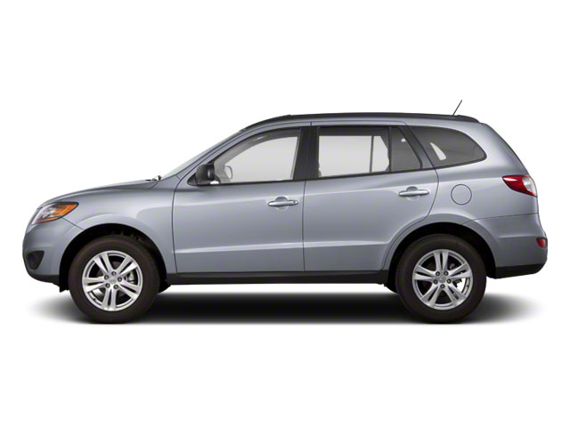 2012 Hyundai Santa Fe Prices and Values Utility 4D GLS 4WD side view