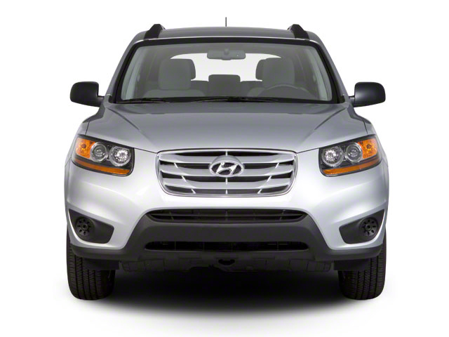 2012 Hyundai Santa Fe Prices and Values Utility 4D GLS AWD front view