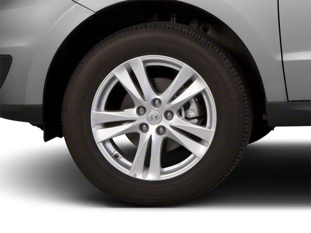 2012 Hyundai Santa Fe Prices and Values Utility 4D GLS 2WD wheel