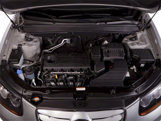 2012 Hyundai Santa Fe Prices and Values Utility 4D GLS 4WD engine