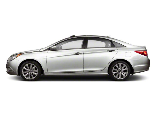 2012 Hyundai Sonata Prices and Values Sedan 4D Limited side view
