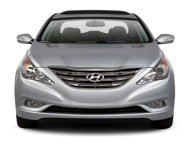 2012 Hyundai Sonata Prices and Values Sedan 4D Limited front view