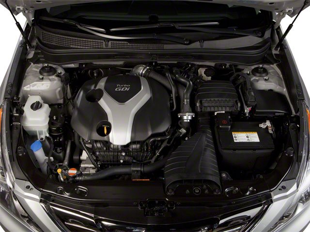 2012 Hyundai Sonata Prices and Values Sedan 4D Limited engine