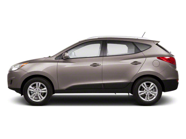 2012 Hyundai Tucson Prices and Values Utility 4D Limited 2WD side view
