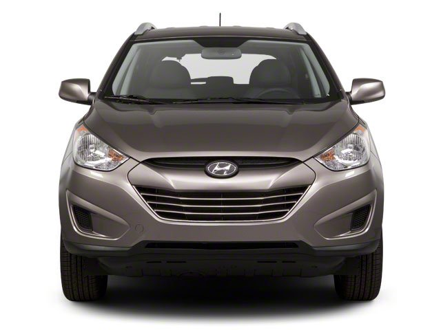 2012 Hyundai Tucson Prices and Values Utility 4D Limited 2WD front view