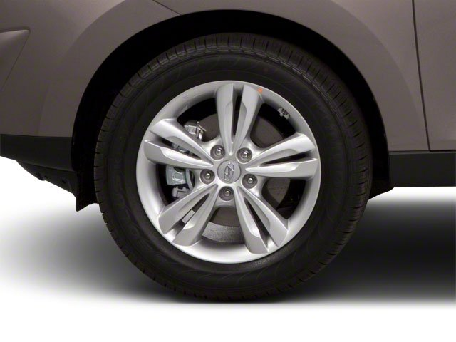 2012 Hyundai Tucson Prices and Values Utility 4D Limited 2WD wheel