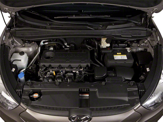 2012 Hyundai Tucson Prices and Values Utility 4D Limited 2WD engine