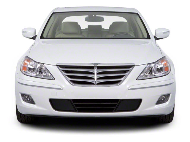 2012 Hyundai Genesis Prices and Values Sedan 4D front view