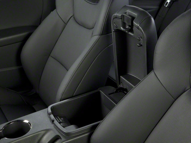 2012 Hyundai Genesis Coupe Prices and Values Coupe 2D R-Spec center storage console