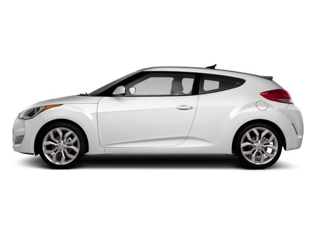 2012 Hyundai Veloster Prices and Values Coupe 3D side view