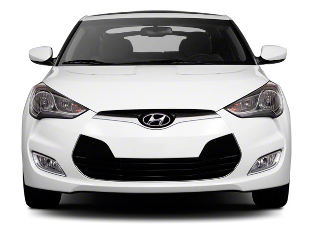 2012 Hyundai Veloster Prices and Values Coupe 3D front view