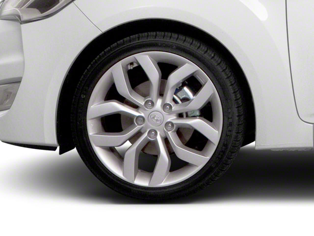 2012 Hyundai Veloster Prices and Values Coupe 3D wheel