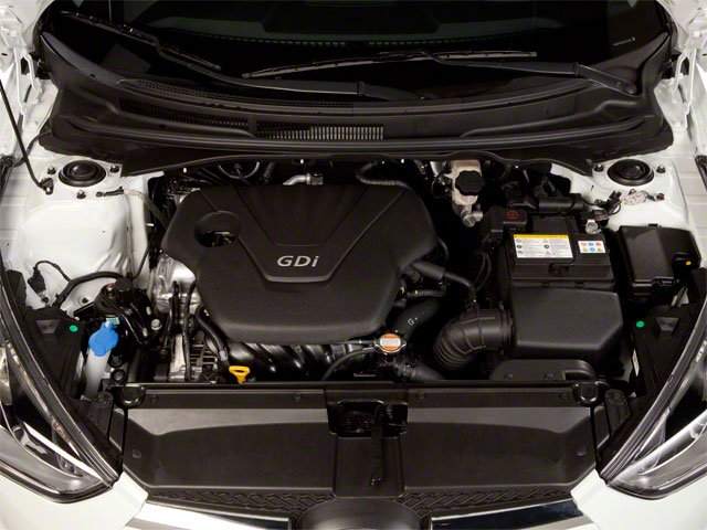 2012 Hyundai Veloster Prices and Values Coupe 3D engine