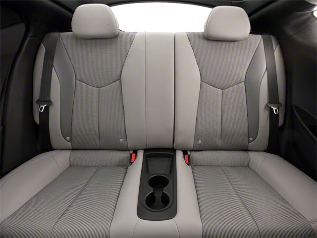 2012 Hyundai Veloster Prices and Values Coupe 3D backseat interior