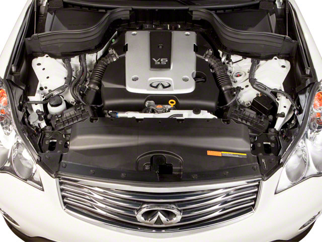 2012 INFINITI EX35 Pictures EX35 Wagon 4D Journey AWD photos engine