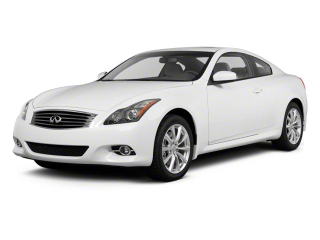 2012 INFINITI G37 Coupe Prices and Values Coupe 2D IPL
