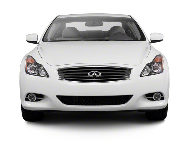 2012 INFINITI G37 Coupe Prices and Values Coupe 2D IPL front view