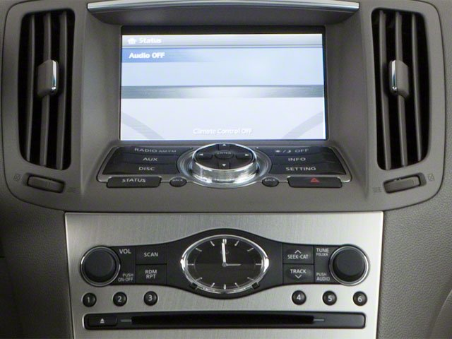 2012 INFINITI G37 Coupe Prices and Values Coupe 2D IPL stereo system