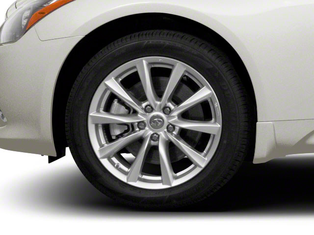 2012 INFINITI G37 Coupe Prices and Values Coupe 2D IPL wheel
