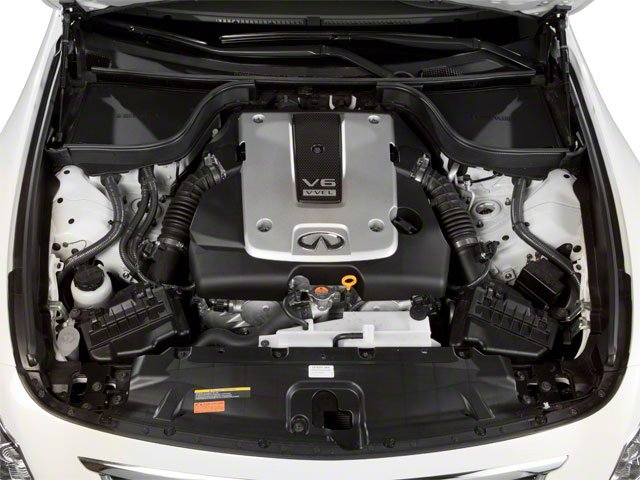 2012 INFINITI G25 Sedan Prices and Values Sedan 4D engine