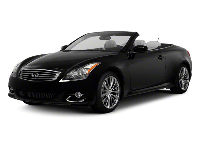 2012 INFINITI G37 Convertible Prices and Values Convertible 2D