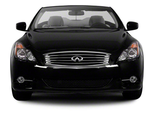 2012 INFINITI G37 Convertible Prices and Values Convertible 2D front view