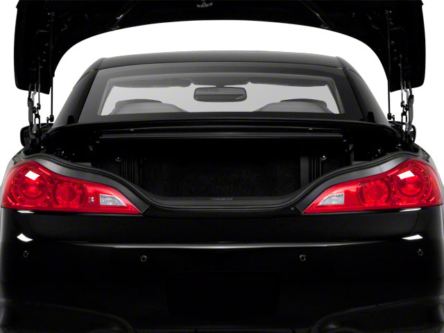 2012 INFINITI G37 Convertible Prices and Values Convertible 2D open trunk