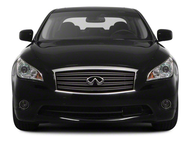 2012 INFINITI M35h Prices and Values Sedan 4D front view