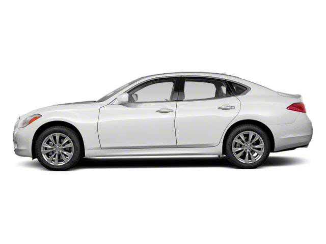 2012 INFINITI M37 Prices and Values Sedan 4D side view