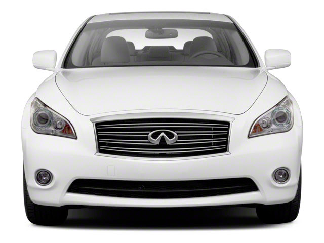 2012 INFINITI M37 Prices and Values Sedan 4D front view