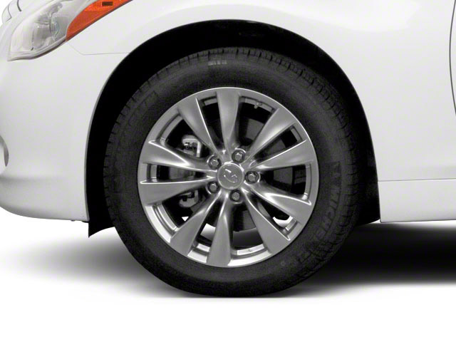 2012 INFINITI M37 Prices and Values Sedan 4D wheel