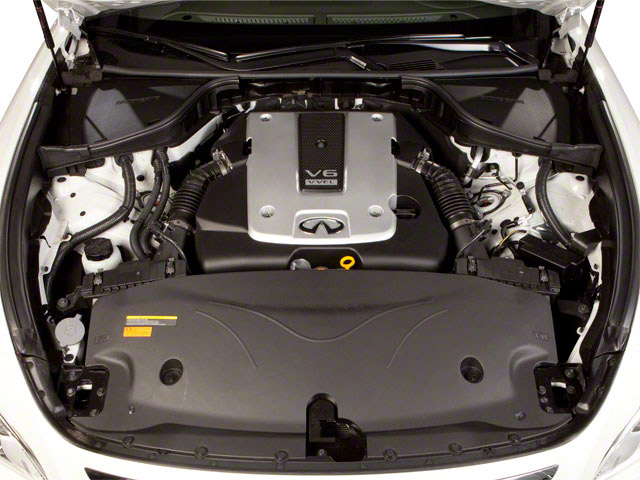 2012 INFINITI M37 Prices and Values Sedan 4D engine