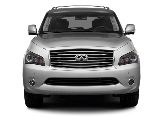 2012 INFINITI QX56 Prices and Values Utility 4D 4WD front view