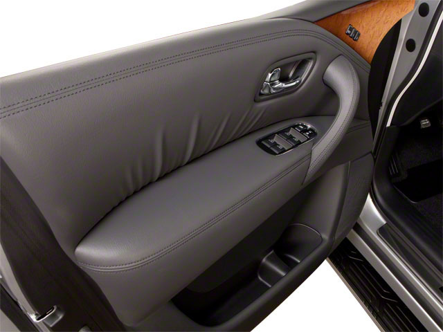 2012 INFINITI QX56 Prices and Values Utility 4D 4WD driver's door