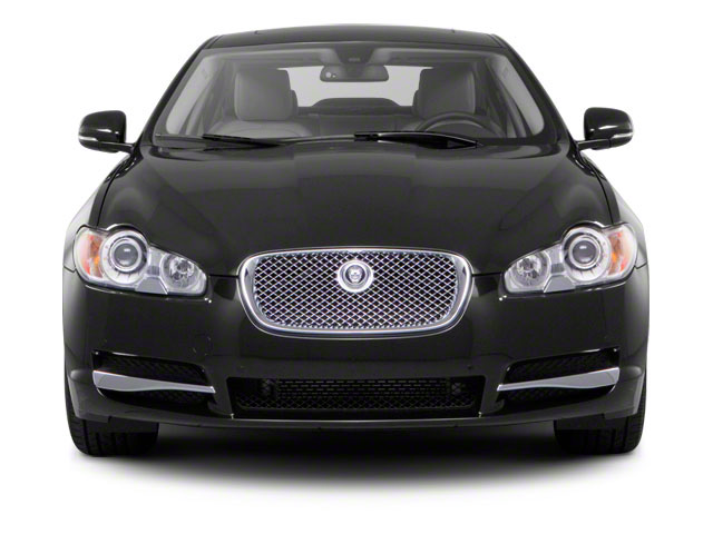 2012 Jaguar XF Prices and Values Sedan 4D XFR Supercharged front view