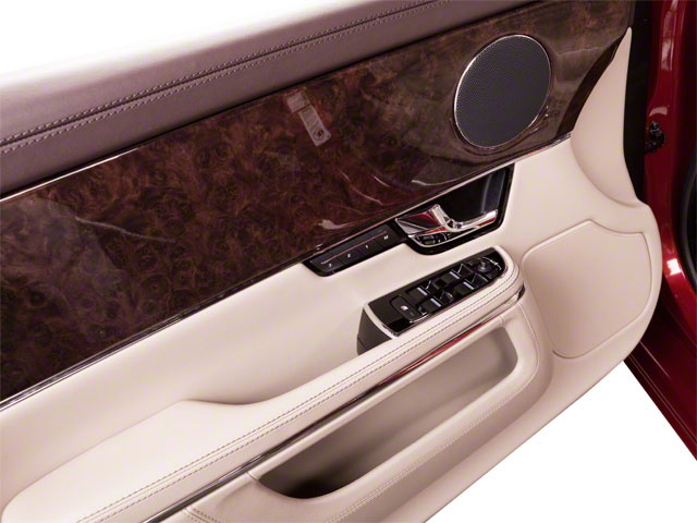 2012 Jaguar XJ Pictures XJ Sedan 4D photos driver's door