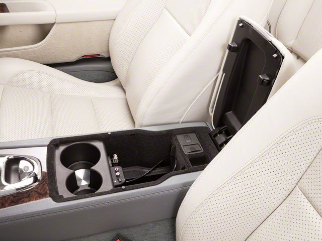 2012 Jaguar XK Prices and Values Convertible 2D center storage console