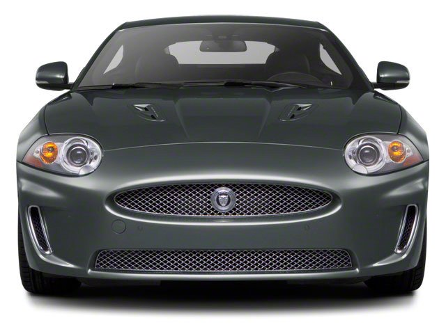 2012 Jaguar XK Prices and Values Coupe 2D XKR Supercharged front view