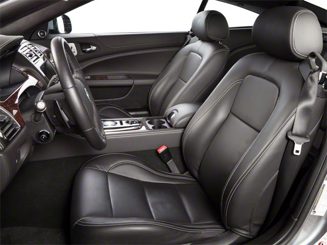 2012 Jaguar XK Prices and Values Coupe 2D XKR Supercharged front seat interior