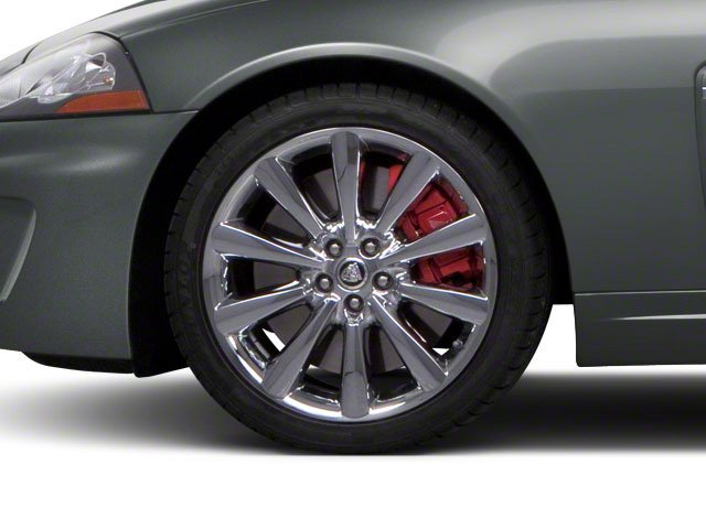 2012 Jaguar XK Prices and Values Coupe 2D XKR Supercharged wheel