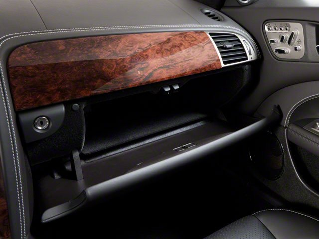 2012 Jaguar XK Prices and Values Coupe 2D XKR Supercharged glove box