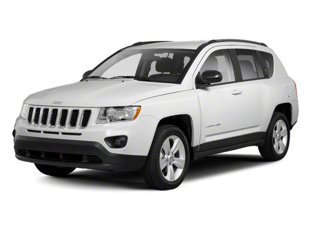 2012 Jeep Compass Prices and Values Utility 4D Limited 4WD side front view