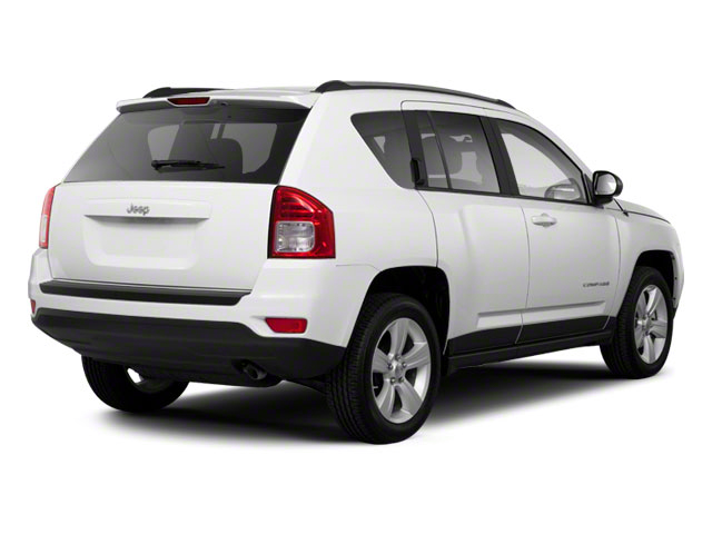 2012 Jeep Compass Prices and Values Utility 4D Limited 4WD side rear view