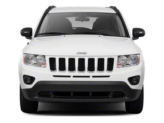 2012 Jeep Compass Prices and Values Utility 4D Limited 4WD front view